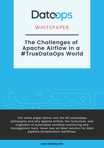 DataOps WP Cover