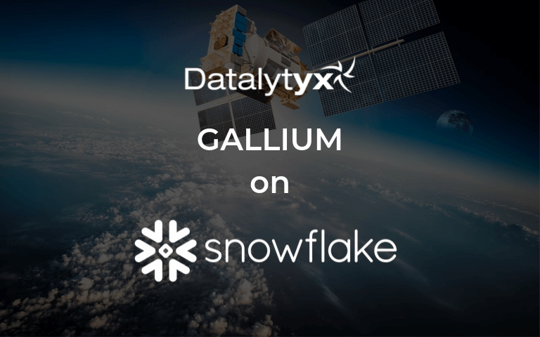 DataOps launches Gallium (IoT Smart Data Compression Algorithm) as the first of a new era of Snowflake Data Services
